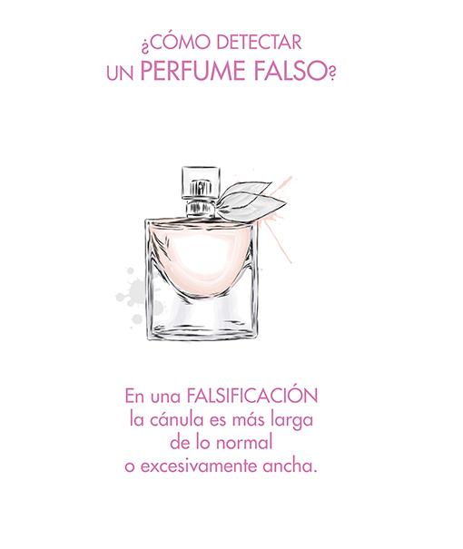 ¿Cómo detectar un perfume falso?, Stanpa
