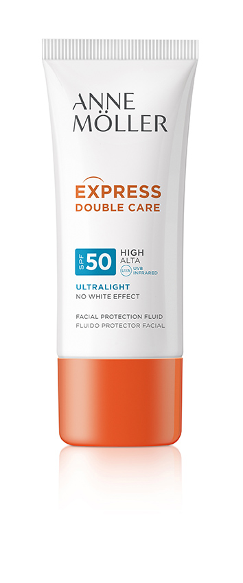 Express Double Care Ultralight Fluide SPF 50