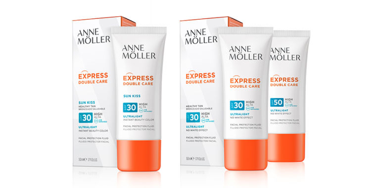 Anne Möller solares Express Double Care