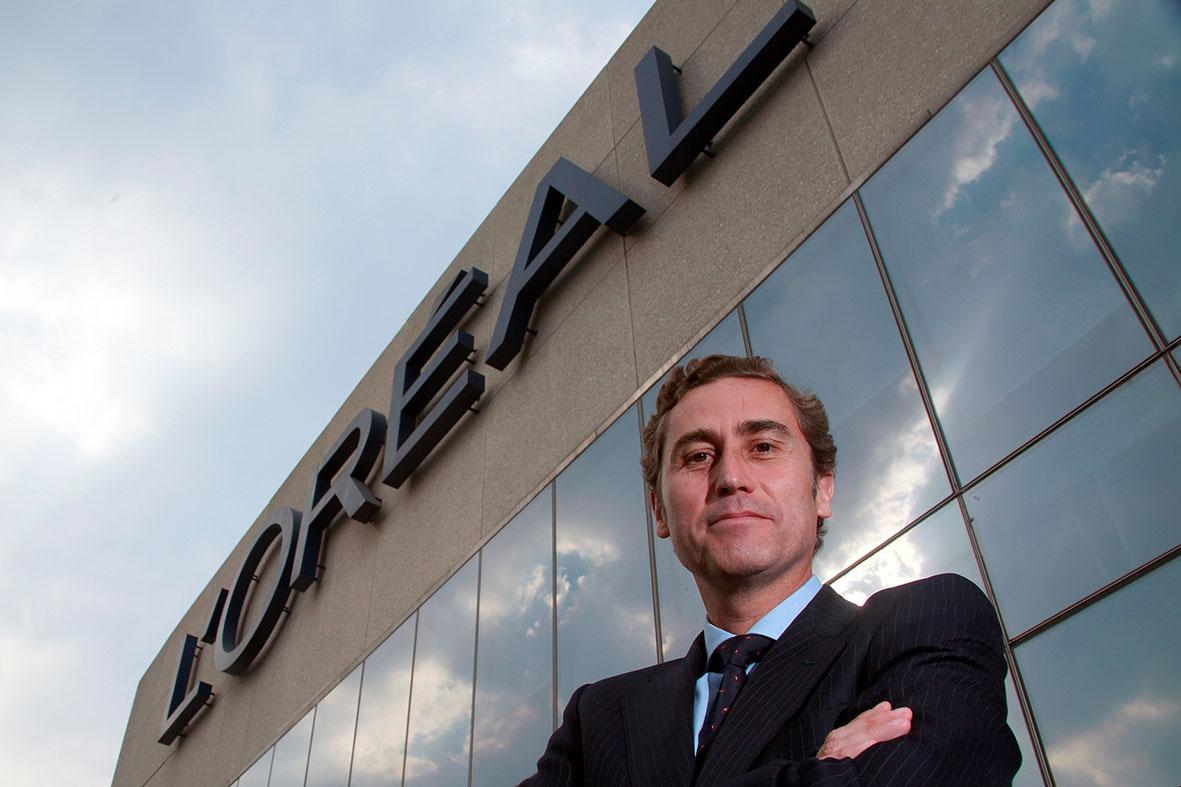 Juan Alonso de Lomas, presidente de L'Oréal España.