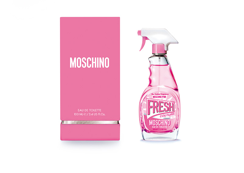 Moschino Fresh Couture Pink, eau de toilette