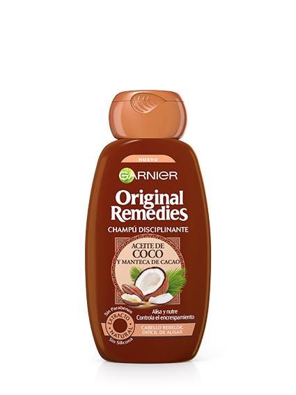 Garnier Original Remedies Aceite de coco y Manteca de Cacao