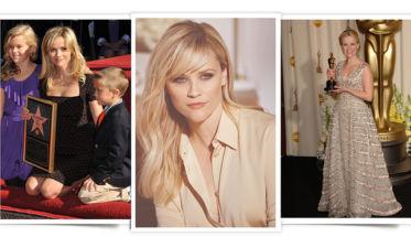 Elizabeth Arden y Reese Whiterspoon. Reese Whiterspoon nuevo fichaje de Elizabeth Arden