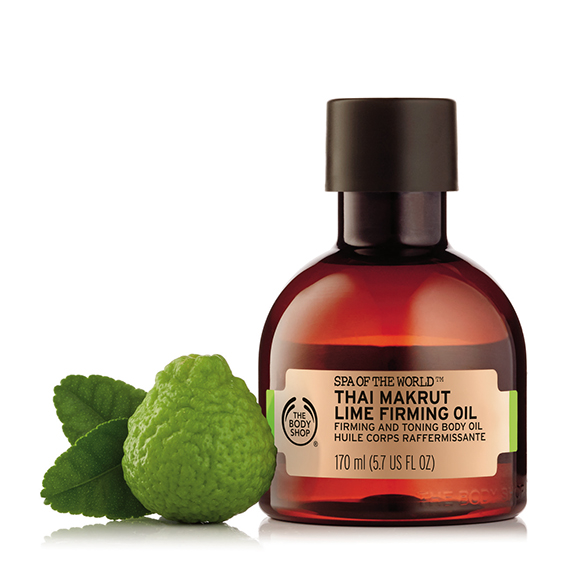 Aceite Reafirmante The Body Shop