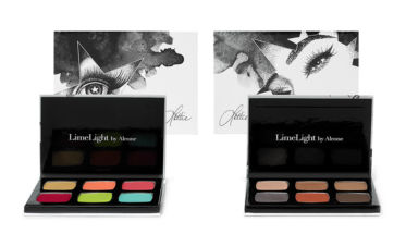 Limelight Cosmetics. Lottie Both Palettes.