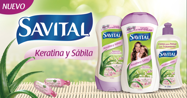Savital, de Quala, compañía adquirida por Unilever.