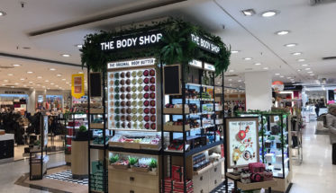 The Body Shop en El Corte Inglés.