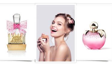 Los perfumes más golosos: Viva la Juicy Sucré y Nina Les Gourmandises