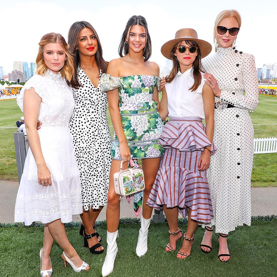 peinados más frescos para el verano: Kate Mara, Priyanka Chopra, Kendall Jenner, Keri Russell, Nicole Kidman