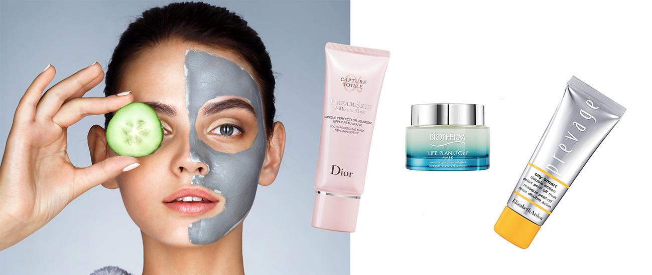 Mascarillas faciales 2017: 5 mascarillas para resetear tu piel
