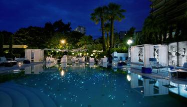 HOTEL METROPOLE ODYSSEY CHRISTIAN LARIT. spa Givenchy Metropole