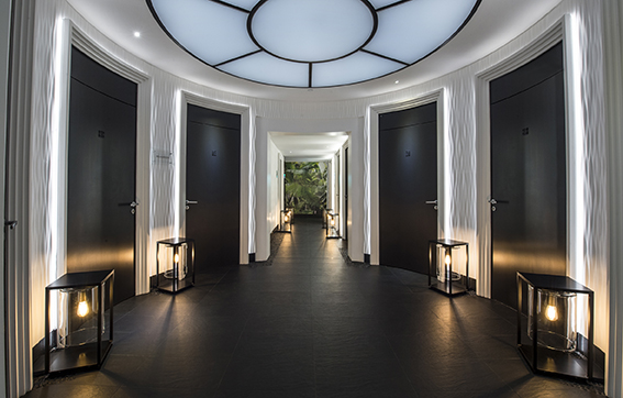SPA METROPOLE BY GIVENCHY