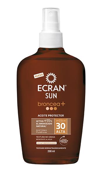 EcranSun Aceite Broncea+FP30