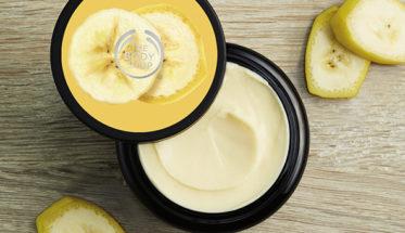 THE BODY SHOP Mascarilla Plátano. Línea capilar vegetariana.