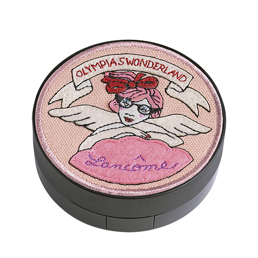 CUSHION HIGHLIGHTER FALL 2017, OLYMPIA'S WONDERLAND LANCOME
