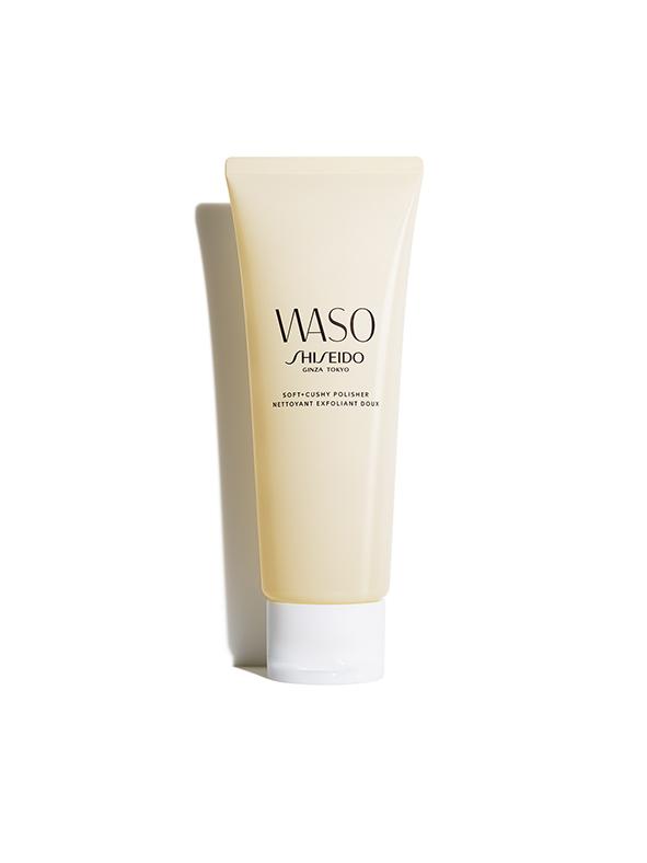 WASO Shiseido exfoliante