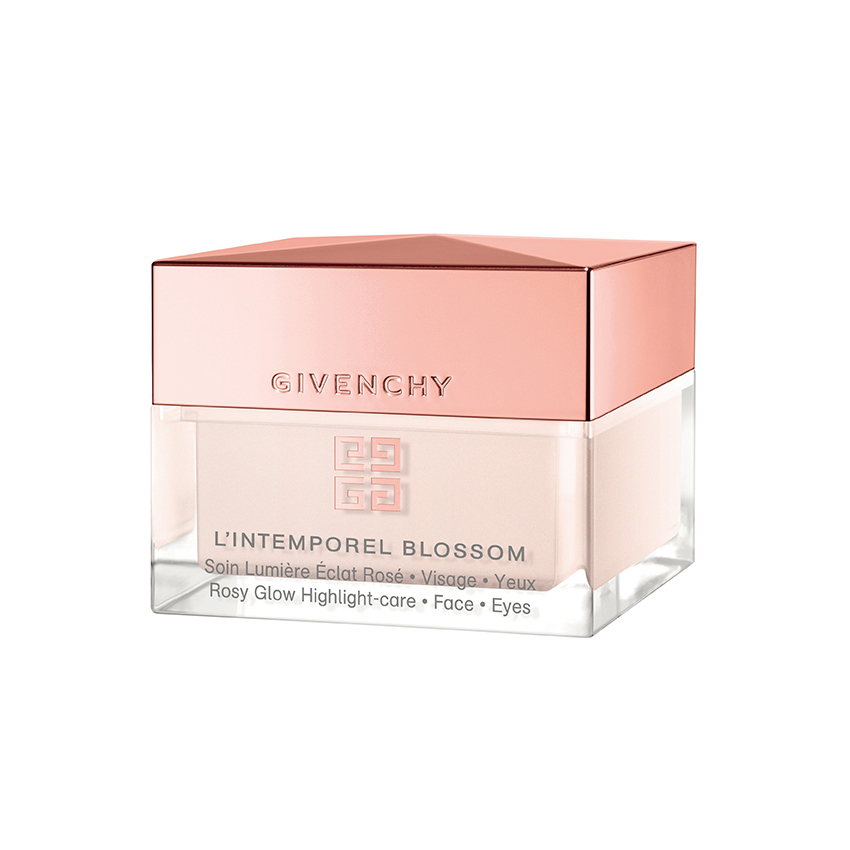 GIVENCHY L'INTEMPOREL BLOSSOM ROSY GLOW HIGHLIGHT-CARE