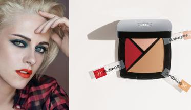 Chanel Travel Diary colección de maquillaje. Kristen Stewart. .