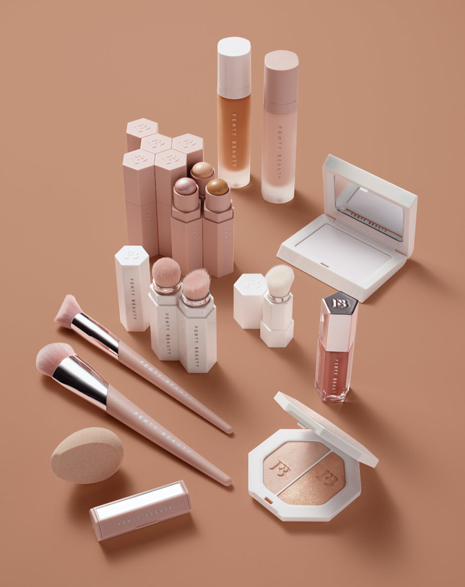 Fenty Beauty by Rihanna.