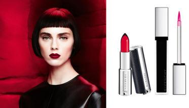 Givenchy L'Autre Noir. L'Autre Noir Colección de maquillaje Givenchy otoño invierno 2017