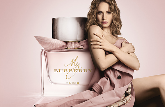 My Burberry Blush - Campaign Image