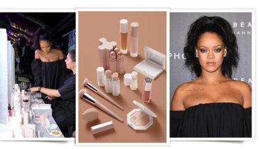Riahanna colección maquillaje Fenty Beauty. RIHANNA lanzamiento maquillaje Fenty en Sephora España