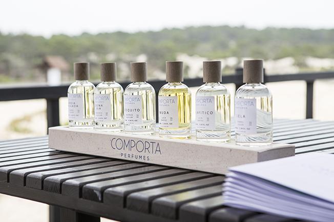 Comporta perfumes selección