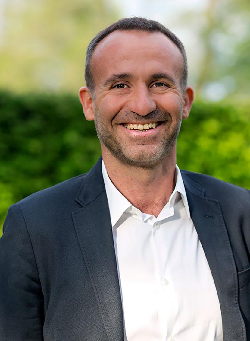 Franco Giannicchi, nuevo presidente y director ejecutivo de P&G Sur Europa (2017).