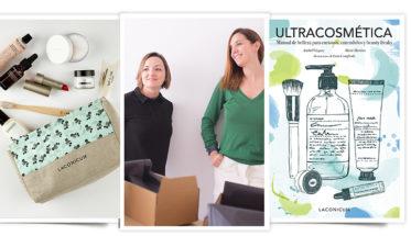 Laconicum cosmética online. Anabel Vázquez y María Martínez.