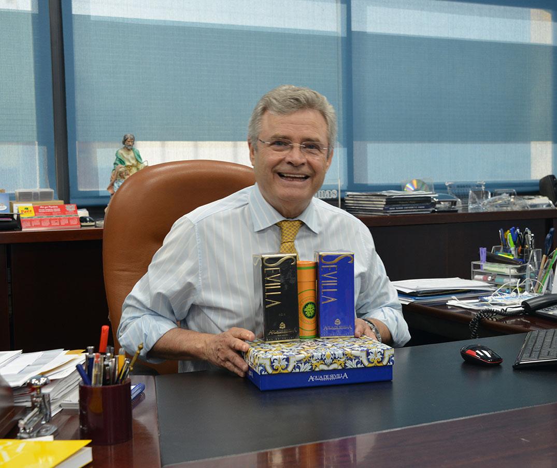 Manuel Cardoso, director de Grupo Aromas.