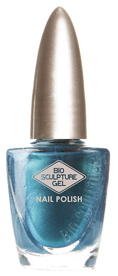 Bio Sculpture Gel esmalte de uñas New Glam (Turquesa)
