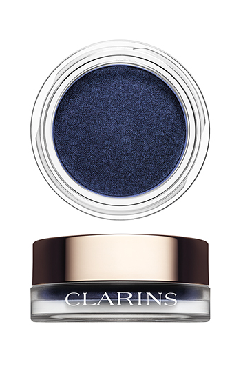 Clarins Ombre Iridescente 10 Midnight Blue