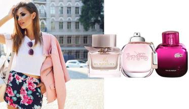 Perfumes rosa otoño 2017 NewsFragancias: 5 perfumes rosas para otoño veroño