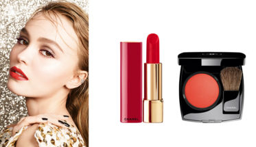 Chanel Numéros Rouges. Chanel Collection Libre 2017, Números rojos