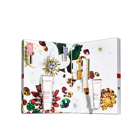 Clarins calendario adviento