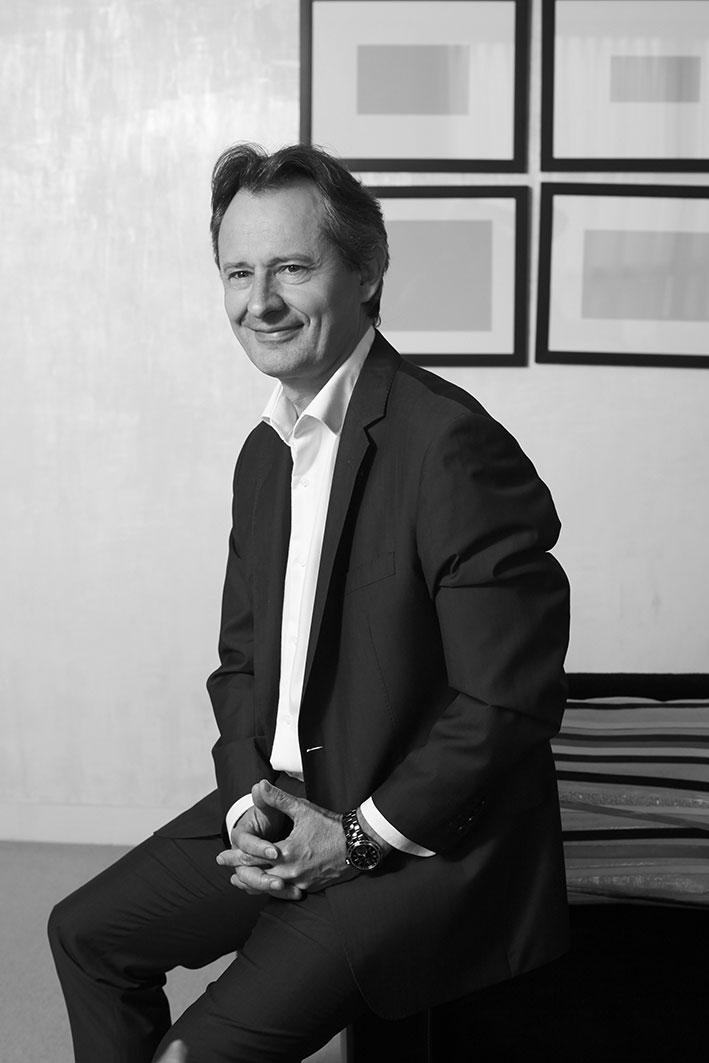 Franck Marilly, nuevo director de Shiseido EMEA.