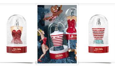 Gaultier edición limitada Navidad de Classique y Le Male. Gaultier Classique Le Male.