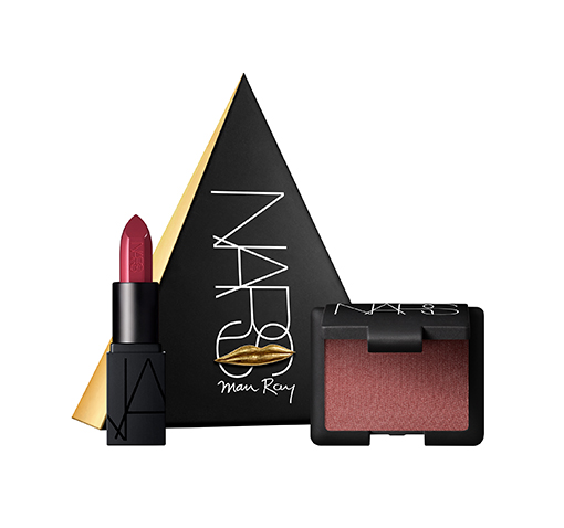 Man Ray for NARS Holiday Collection - NARS Love Triangle - Dolce Vita and Audrey