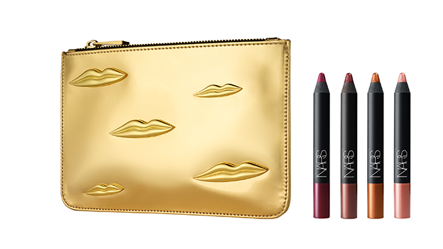Man Ray for NARS Holiday Collection - The Kiss Velvet Matte Lip Pencil Set
