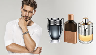 7 fragancias masculinas. Perfumes masculinos 2017: Invictus Intense, 1920 Origin Tous, Wanted Azzaro