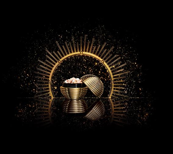 Guerlain Météorites Gold Pearl