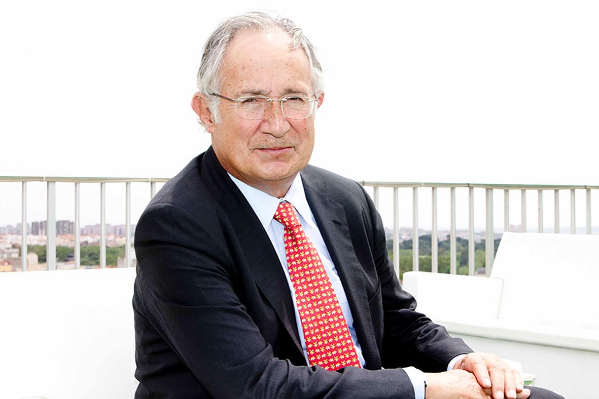 Esteban Rodés, presidente de STANPA.