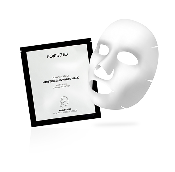Montibello Black & White Tissue Mask