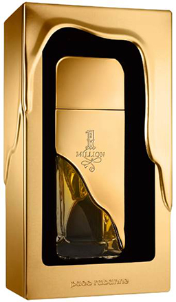 ONE MILLION PACO RABANNE Gold Obsession