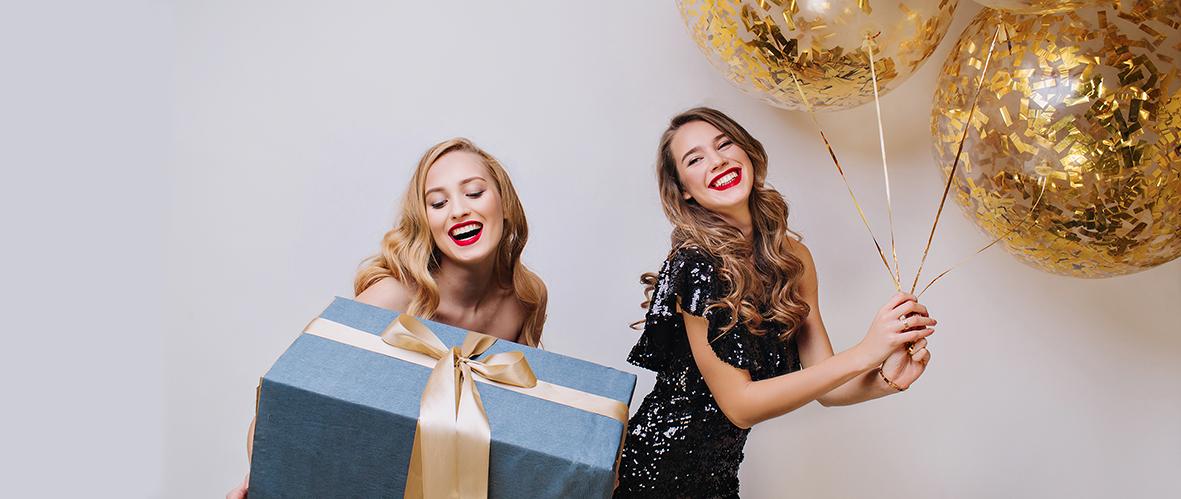 Regalos dorados Navidad: selección de perfumes dorados