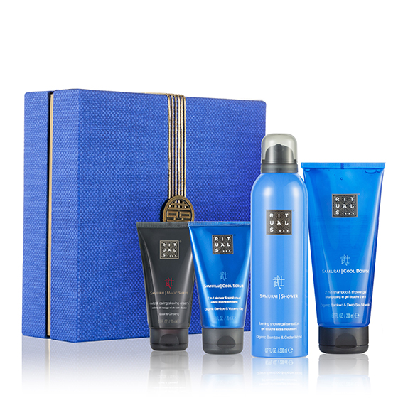 Estuche regalo: The Ritual of Samurai Body Refreshing Ritual