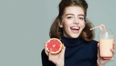 Chica pomelo, imagen de Bajar peso