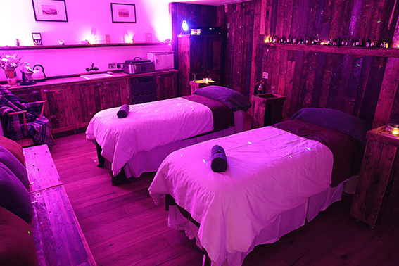 Spa Lush Double Room web
