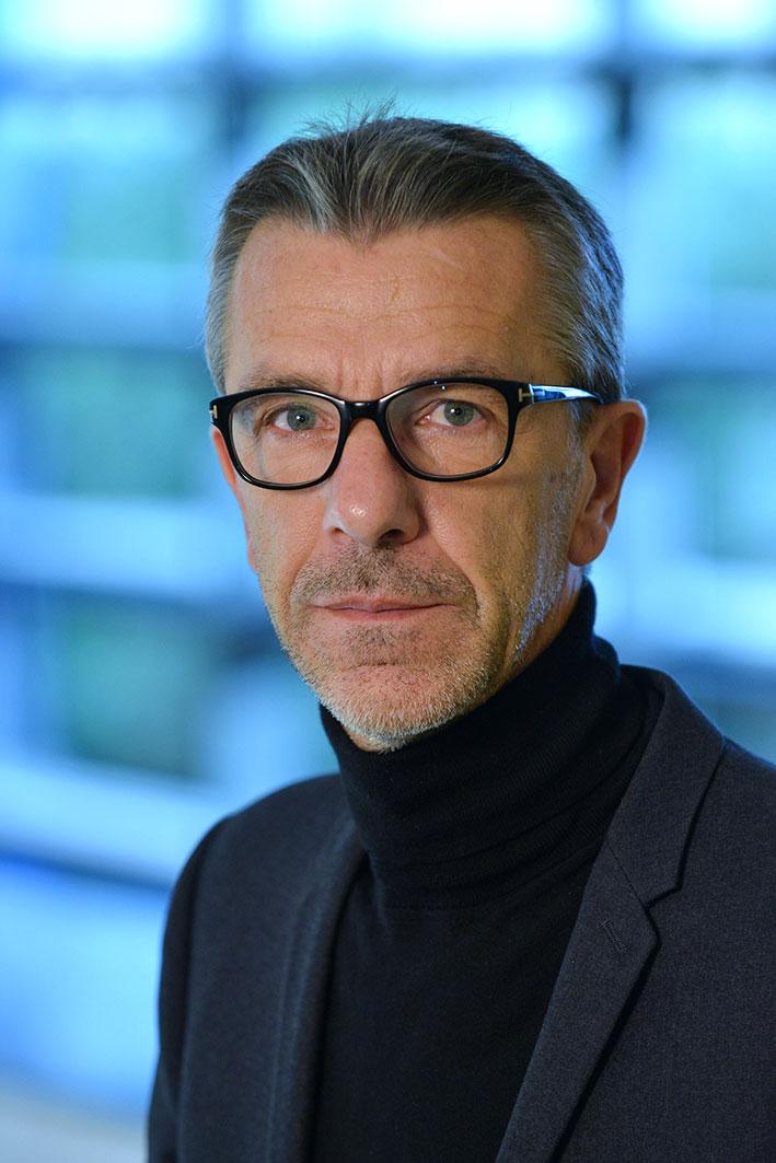 Laurent Mercier, consejero delegado de Eurofragance (2018).