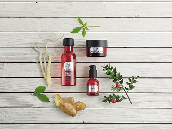THE BODY SHOP ROOTS